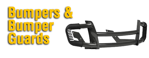 MTD Bumpers & Bumper Guards Parts