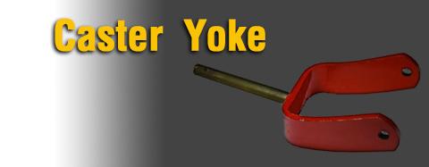 Scag Caster Yoke Parts