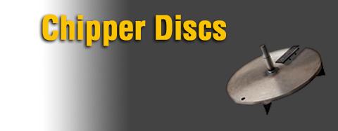 DR Power Chipper Discs Parts