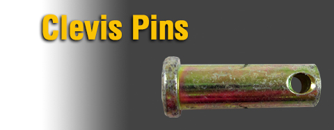 Fisher - Plow Pins - Clevis Pins
