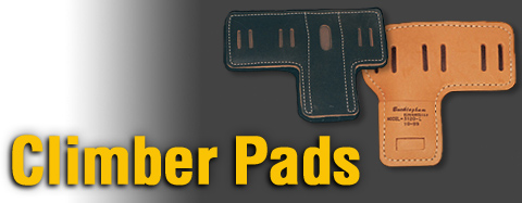 Weaver Leather Climber Pads Parts