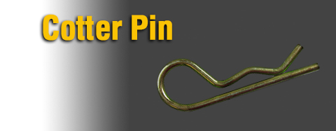 Snapper Cotter Pin Parts