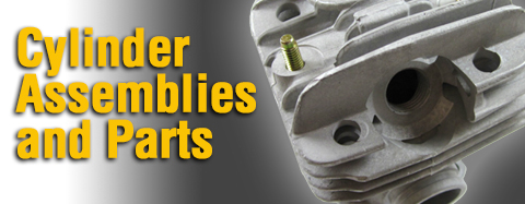 Homelite Cylinder Assemblies and Parts Parts