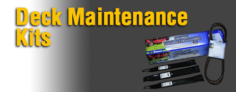 MTD Deck Maintenance Kits Parts