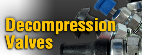 Wacker Decompression Valve Parts