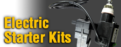 Toro Electric Starter Kits Parts