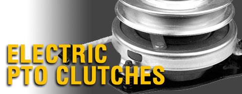Husqvarna Electric PTO Clutches Parts