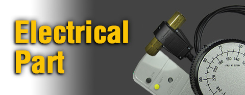 Universal - Electrical Part - Flow Actuated Switches