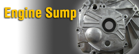 Honda Engine Sump Parts
