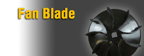 Hydro Gear Fan Blade Parts