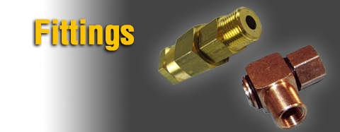 Hydro Gear Fittings Parts