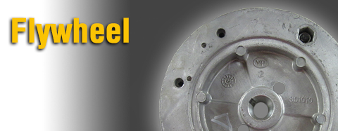Kawasaki Flywheel Parts