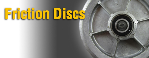 Cub Cadet Friction Disc Parts