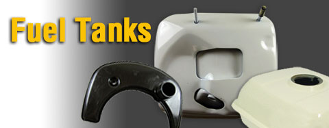 Honda Fuel Tanks Parts