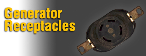 Briggs and Stratton Power Products Generator Receptacle Parts