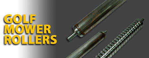 Toro Golf Mower Rollers Parts