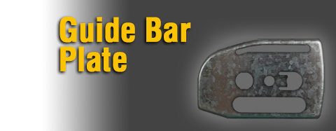Homelite Guide Bar Plate Parts