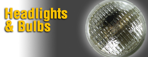 Troy Bilt - Head Lights and Bulbs - Head Lights