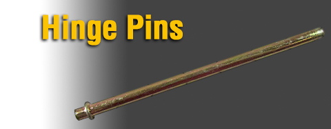 Diamond - Plow Pins - Hinge Pins