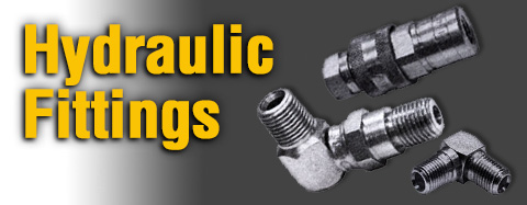 Fisher Hydraulic Fittings Parts
