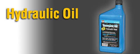 Snow Plow Hydraulic Oil