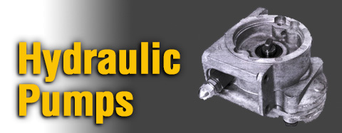 Diamond Hydraulic Pumps Parts
