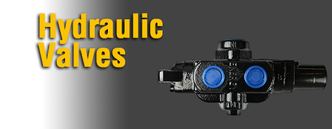 Gravely Hydraulic Valves Parts