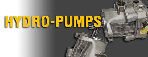 Parker Hydro Pumps Parts