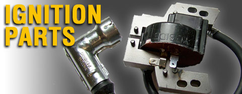 Gravely - Ignition Parts - IGNITION COILS