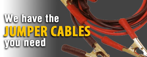 Poulan - Batteries And Accessories - Jumper Cables