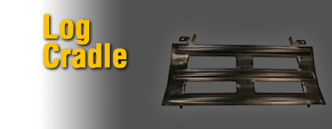 Gravely Log Cradle Parts