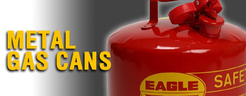 Universal - Gas Cans & Accessories - Metal Gas Cans