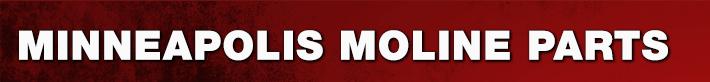 MINNEAPOLIS MOLINE Parts