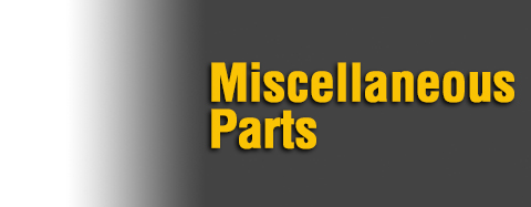 MTD Miscellaneous Parts