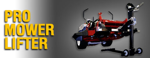 MoJack - Mower Lifters - Pro Mower Lifter