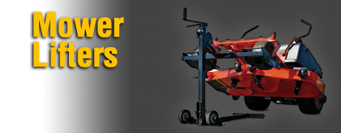 Commercial Mower Mojack Mower Lifters