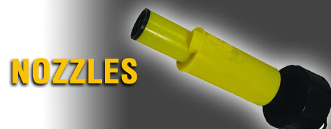 Universal - Gas Cans & Accessories - Nozzles