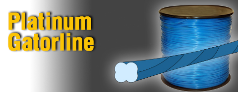 Universal - Trimmer Line - Platinum Gatorline
