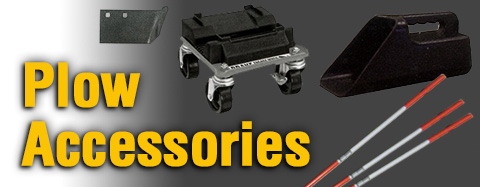 Universal - Plow Accessories - Curb Guards