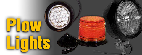 Universal - Plow Lights - Warning Light