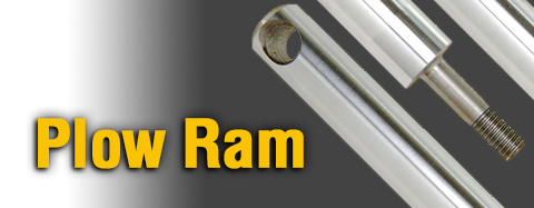 Diamond Plow Ram Parts
