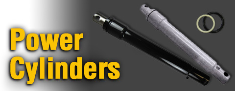 Fisher - Power Cylinders - Power Cylinders