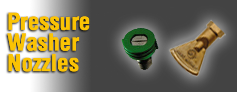 Universal - Pressure Washer Nozzles - High Pressure Nozzle Filter