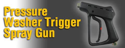 Universal - Pressure Washer Trigger Spray Gun - Dump Guns