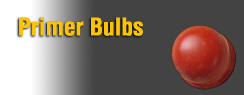 Briggs and Stratton - Fuel Filters, Lines, Parts - Primer Bulbs