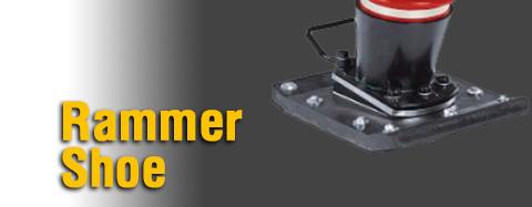 Toro Rammer Shoe Parts