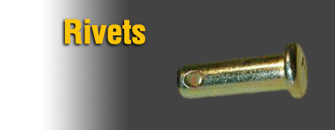 Troy Bilt Rivets Parts