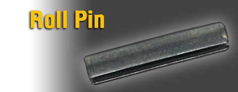 Classen Roll Pin Parts