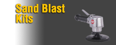 Campbell Hausfeld Sand Blast Kit Parts
