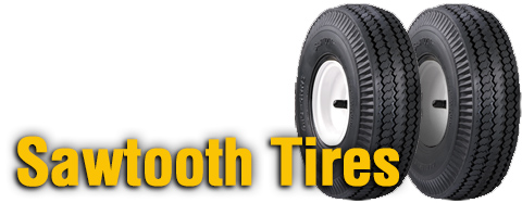 Universal - Tires - Sawtooth Tires